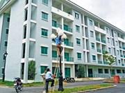 Nuevas viviendas para personas de bajos recursos en Vietnam