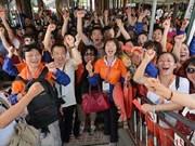 Prevén crecimiento de turismo chino a Vietnam
