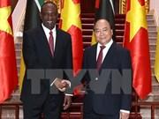 Primer Ministro de Mozambique finaliza visita a Vietnam