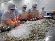 Estados Unidos ajusta impuestos antidumping sobre camarones vietnamitas