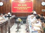 Consejos del Pueblo buscan elevar la calidad de sus interpelaciones