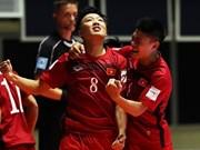 Vietnam enfrentará a Tailandia en fútbol sala de SEA Games 29