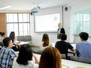 Inician en Vietnam cuarta edición de programa de becas de innovación con apoyo británico