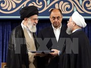 Enviado especial de Vietnam asiste a toma de posesión de presidente de Irán