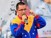 Vietnam felicita a nuevo canciller de Venezuela