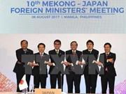 Vietnam solicita asistencia japonesa a región del Mekong en desarrollo verde