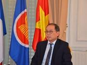 Vietnam cumple su mandato de presidente del Comité de ASEAN en París