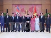 Vietnam y Camboya intensifican nexos legislativos