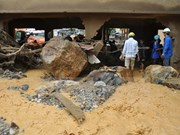 ASEAN ofrece asistencia a víctimas de desastres naturales en Vietnam