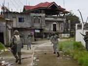 EE.UU. considera impulsar apoyo a Filipinas en lucha contra rebeldes islámicos