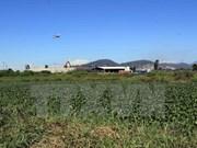 Terminan segunda fase del proyecto de descontaminación de dioxina en aeropuerto de Da Nang