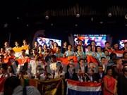 Vietnam cosecha oros en competencia matemática internacional