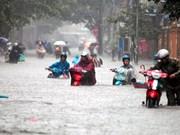 Japón brinda asistencia a Hanoi para mejorar capacidad de prevención de inundaciones