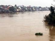 Japón ayuda a Vietnam en gestión de inundaciones
