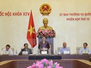 Comité Permanente del Parlamento inicia su decimotercera sesión