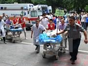 Agencias de viajes vietnamitas reajustan tours a zona china afectada por sismo