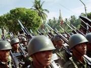 Myanmar declara nuevo toque de queda en Estado Rakhine
