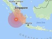 Terremoto de magnitud 6,6 sacude Indonesia