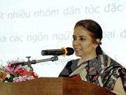 Conmemoran Día de Independencia de India en Ciudad Ho Chi Minh