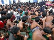 Tailandia ratifica compromiso contra la trata humana