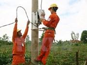 Todas las comunas en Altiplanicie Occidental de Vietnam tienen acceso a electricidad