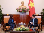 Resaltan buen estado de relaciones Vietnam-Timor Leste