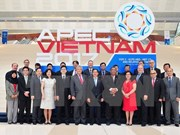 Imparten cursos de inglés a fuerzas policiales de Da Nang ante eventos de APEC