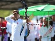 Arqueros vietnamitas aspiran a dos medallas de oro en SEA Games 29