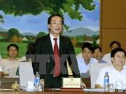 Ministro rinde cuentas sobre planificación urbana ante el Parlamento