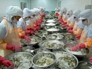 Estados Unidos rescinde parte de impuestos antidumping sobre camarones de Vietnam