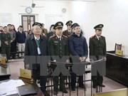 Inician juicio de apelación contra dos exfuncionarios de Vinashinlines