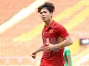 Consigue Vietnam segunda victoria en fútbol en SEA Games 29