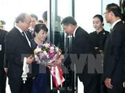 Premier de Vietnam inicia visita oficial a Tailandia