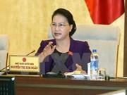 Parlamento vietnamita debate reajuste de distribuciones presupuestarias en 2017