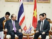 Premier vietnamita recorre la provincia tailandesa de Nakhon Pathom