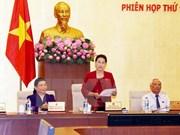 Comité Permanente de la Asamblea Nacional de Vietnam cierra su 13 reunión
