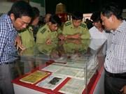 Exiben documentos sobre soberanía de Vietnam en archipiélagos de Hoang Sa y Truong Sa