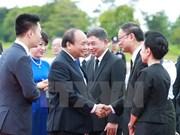 Primer ministro de Vietnam concluye visita a Tailandia