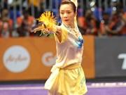 Wushu conquista primera presea dorada para Vietnam en SEA Games 29