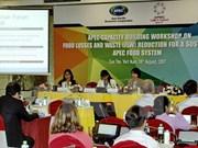 Analizan en ciudad vietnamitas soluciones para sistema alimentario sostenible de APEC