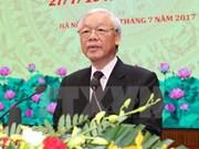 Visita de máximo dirigente partidista de Vietnam a Indonesia, un evento histórico