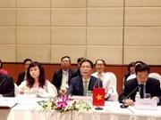Visita de máximo dirigente partidista de Vietnam a Indonesia impulsará nexos comerciales