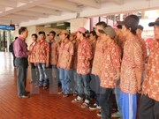 Tailandia repatría a nueve pescadores vietnamitas