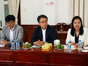 Provincia survietnamita de Hau Giang promueve cooperación con empresas sudcoreanas