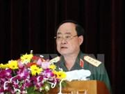 Sector de Servicios militares de Vietnam y Laos refuerzan colaboración