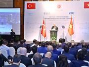 Efectúan Foro Empresarial Vietnam-Turquía