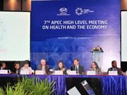 SOM3 de APEC: Continúan debates sobre salud y comercio
