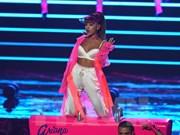 Ariana Grande suspende concierto en Ciudad Ho Chi Minh por razones de salud