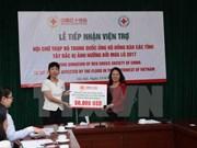 Cruz Roja de China apoya a pobladores afectados por inundaciones en Vietnam