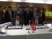 Vietnam Airlines y Garuda Indonesia amplían cooperación